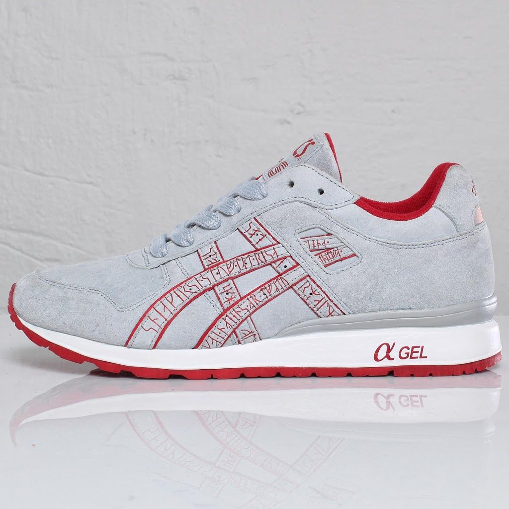 SNEAKERSNSTUFF x ASICS GT II Retailer list | Sneakersnstuff Blog