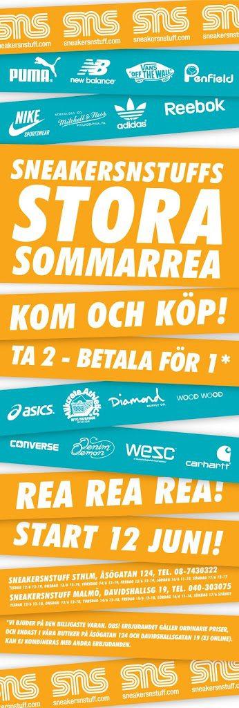 Sneakersnstuff_Sommarrea