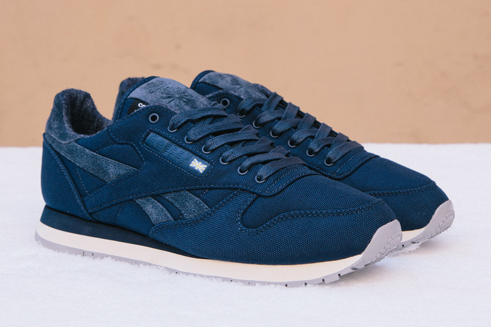 sns x reebok classic leather