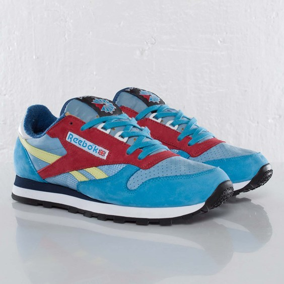 promo code 27088 73726 Packer Shoes x Reebok Classic Leather Vintage