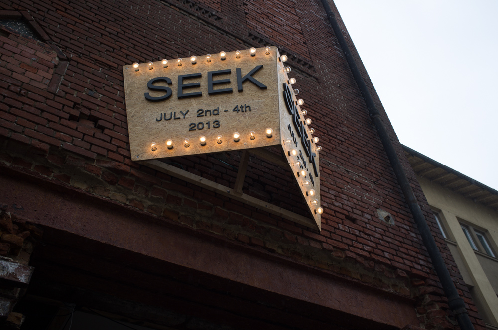 Last day we started out at SEEK.