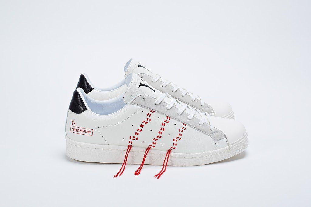 Y's by YOHJI YAMAMOTO x adidas Blog | Storm