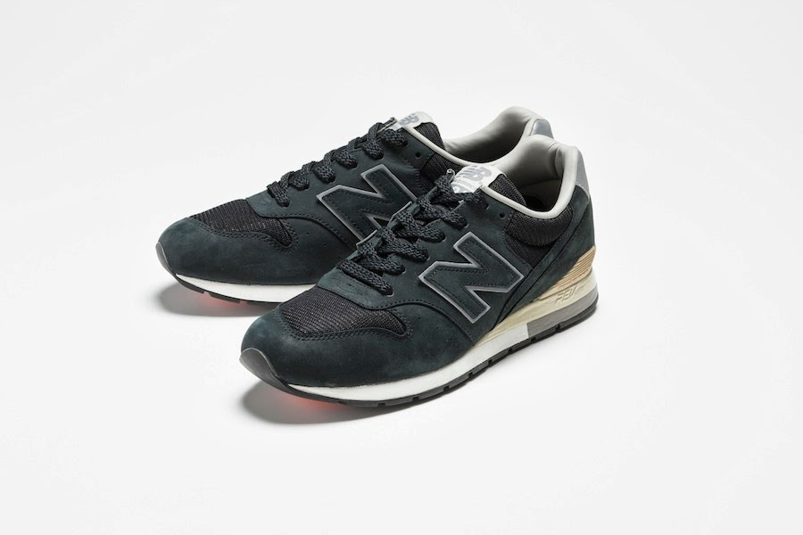 "Release info: New Balance 996 ""25th Anniversary Collaborations"" pack"