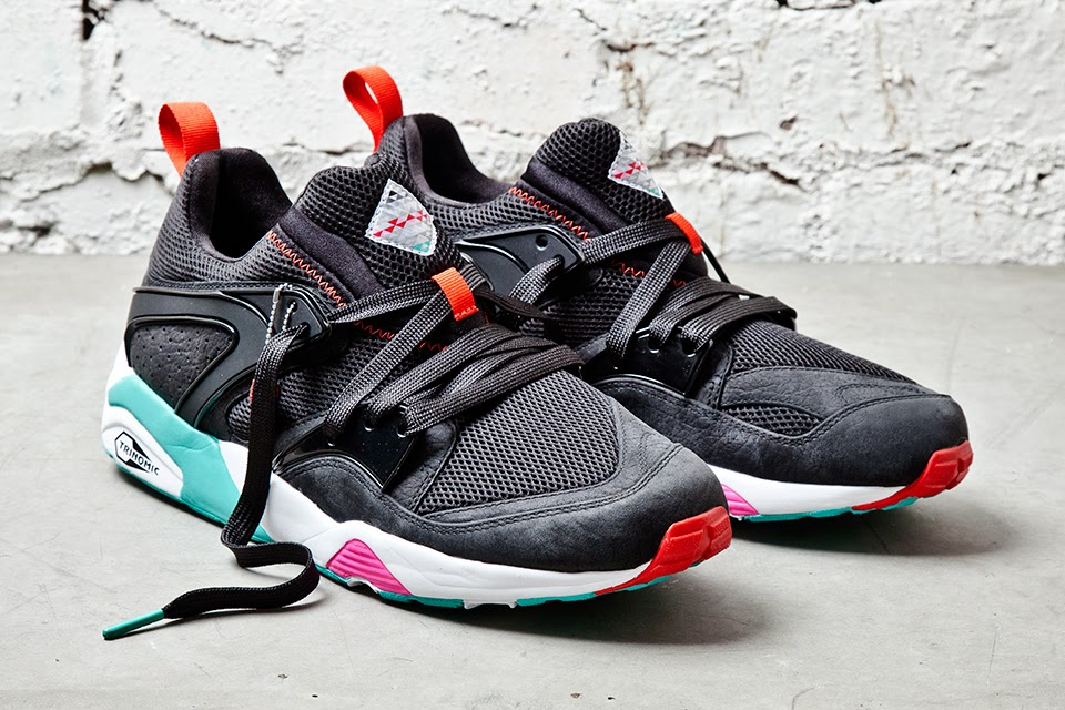 "f25e60a4ef Release info: Sneaker Freaker x PUMA Blaze of Glory 2013 Limited Edition  ""Re-Issue"" Pack"