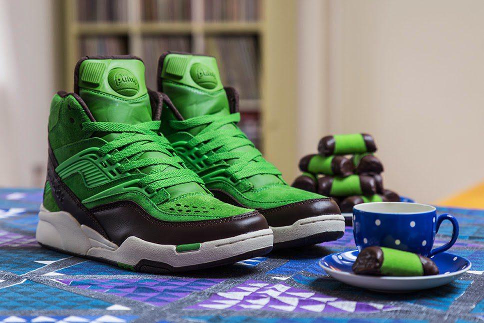 SneakersNStuff x Reebok DMX Run 10