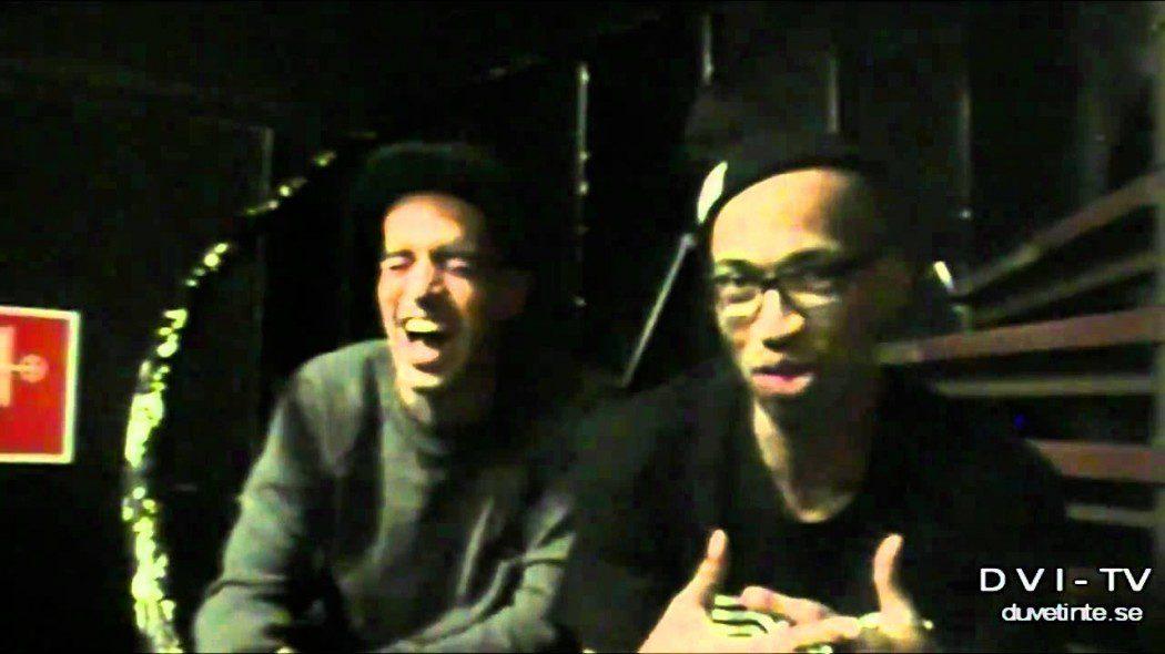 Bobbito Garcia & Rich Medina.