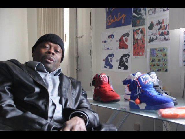 Ewing 33 Hi drops at Sneakersnstuff