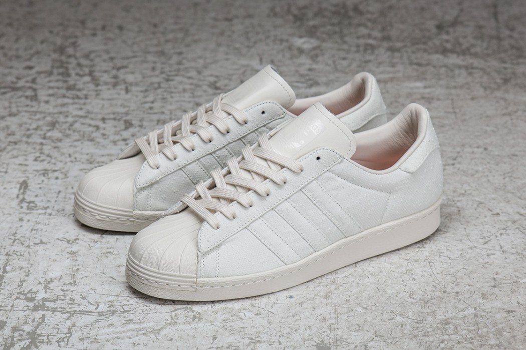 Adidas Women's Superstar Shoe Black/White Akira