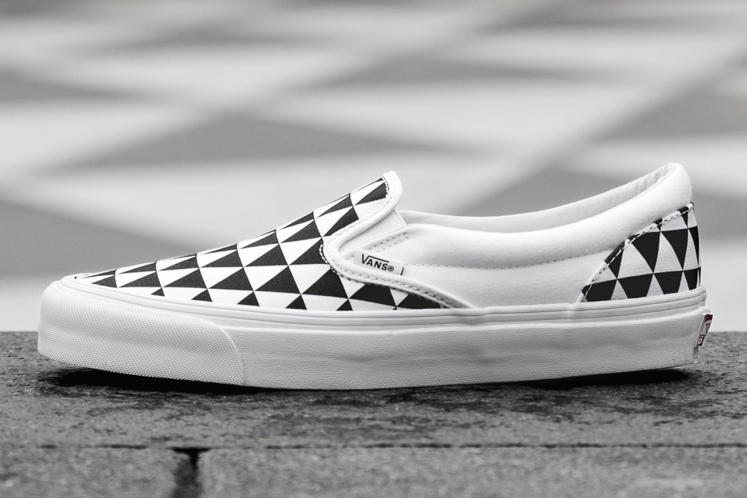 Sneakersnstuff X Vans Og Classic Slip On Lx Stockholm