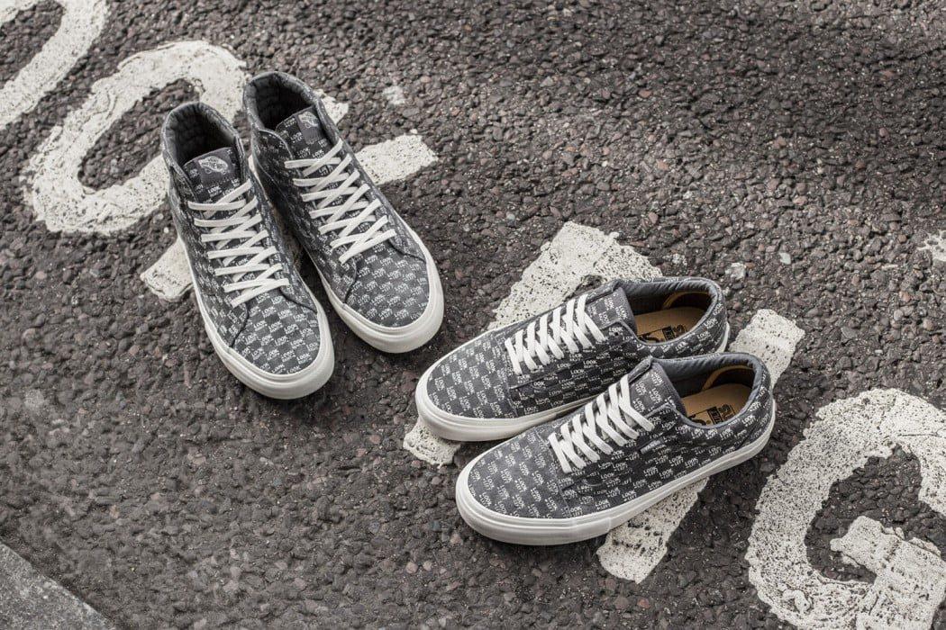 "41e6c3cc1fd6b1 Sneakersnstuff x Vans ""London Pack"""