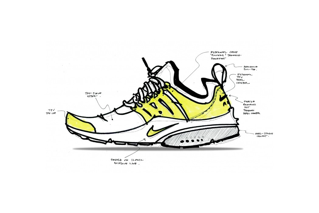 get cheap d54bb a1a7a The story behind the Nike Air Presto