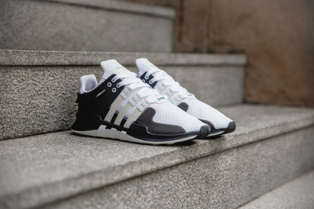 BUY Adidas EQT Support ADV Black Green