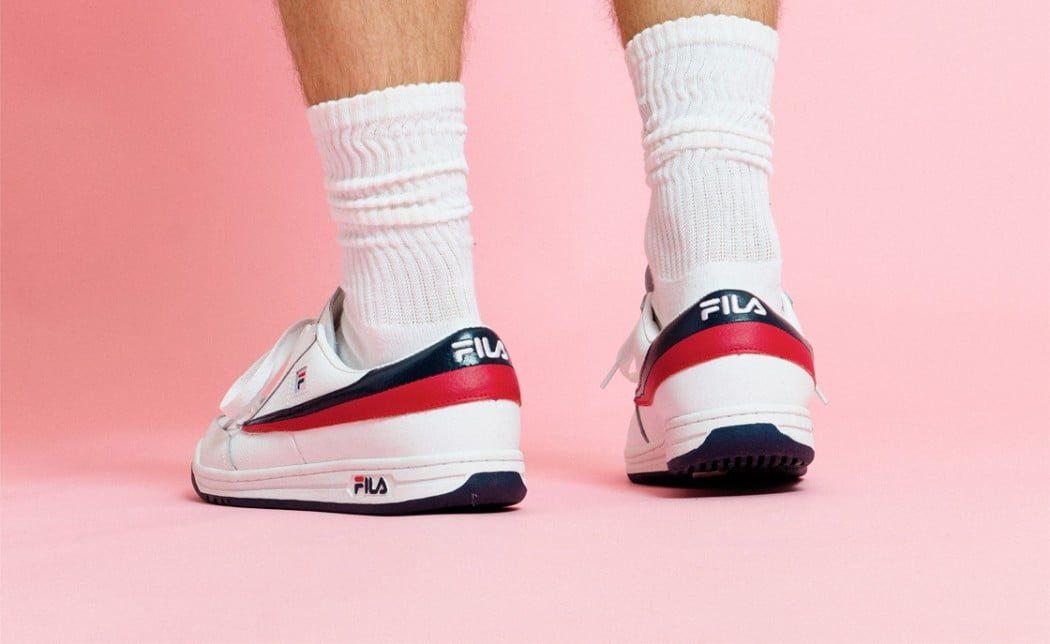 Re-Introducing FILA Footwear | Sneakersnstuff Blog