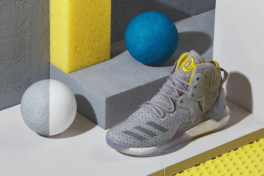 Derrick Rose Christmas Shoes 2016.Sneakersnstuff X Adidas Consortium D Rose 7 Pk