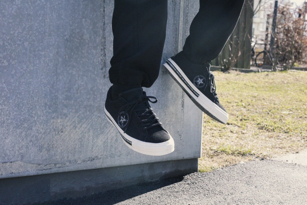 reputable site 59b8a 39311 The Converse One Star 74 began life as a suede upgrade of the bestselling  All Star back in the early 1970s that stripped the familiar ankle patch to  a ...