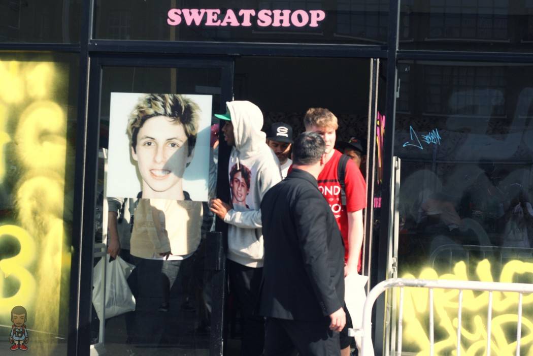 Odd Future Sweatshop. Credit: Brotherhood Mag