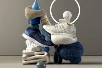 Sneakersnstuff x adidas NMD R2 Grey Melange Sneaker Bar