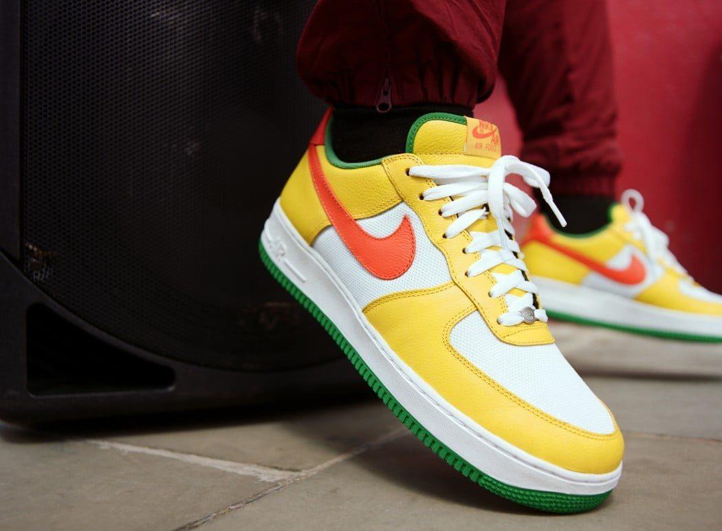 Nike Air Force 1 Carnival Pack | Sneakersnstuff Blog