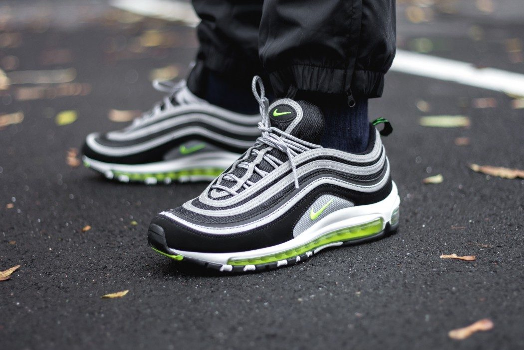 "quality design 8fdce 760cf Nike Air Max 97 ""Volt"" 