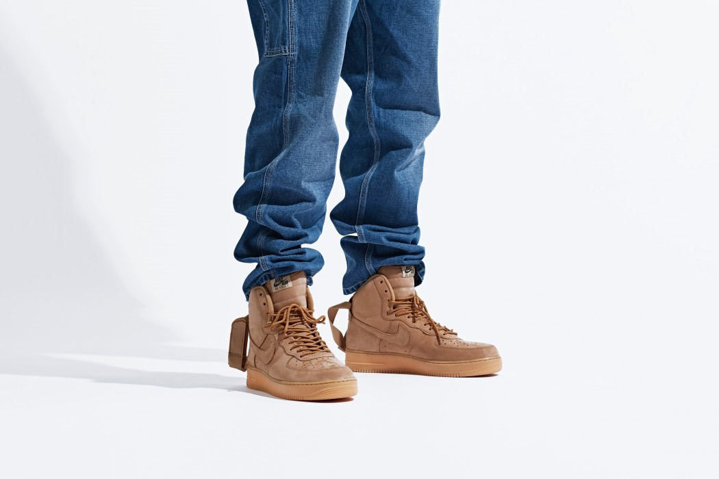 e85ec53d71 Nike Flax also known as the Wheat pack has references running deep in to US  streetwear heritage. With obvious style cues inspired by one of New York's  LES ...