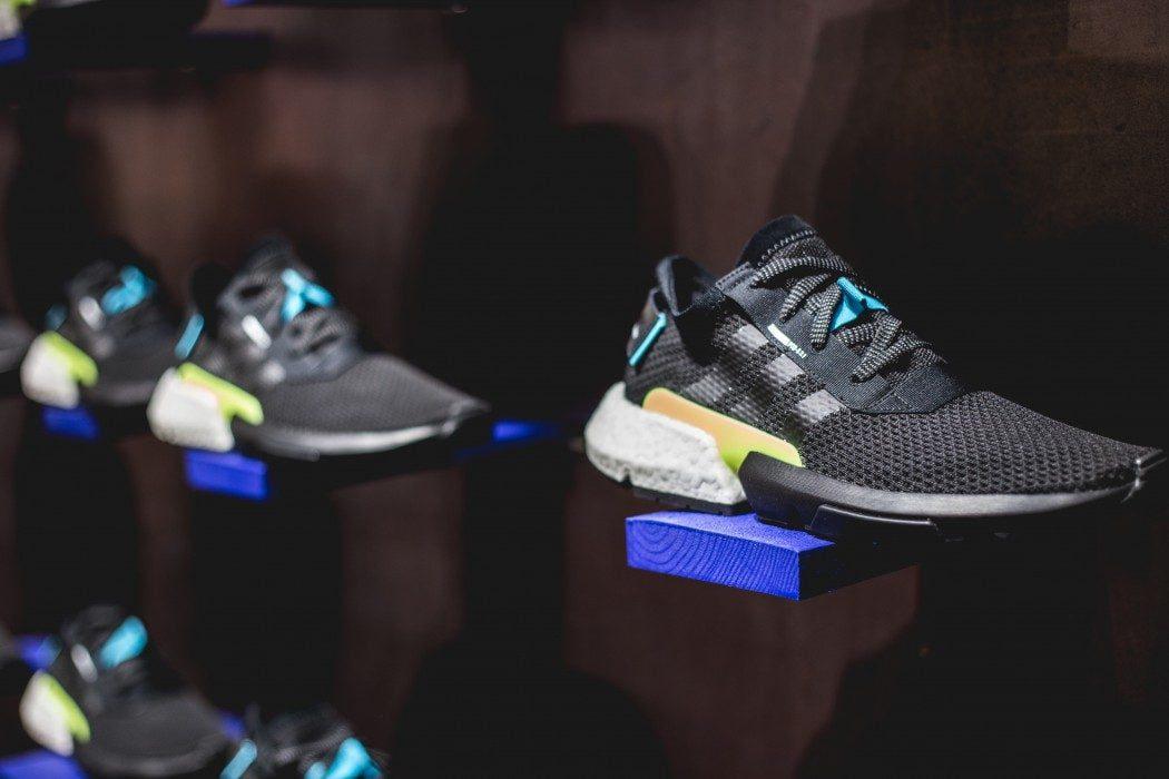 adidas originals POD S3.1 LAUNCH IN LONDON | Sneakersnstuff Blog