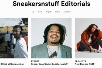 Sneakersnstuff Blog a3f31ba44